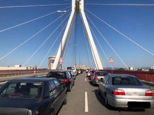 Ludwigshafen – Verkehrschaos ist perfekt – Achtung – Eilige Meldung – Hochstraße Süd gesperrt!!