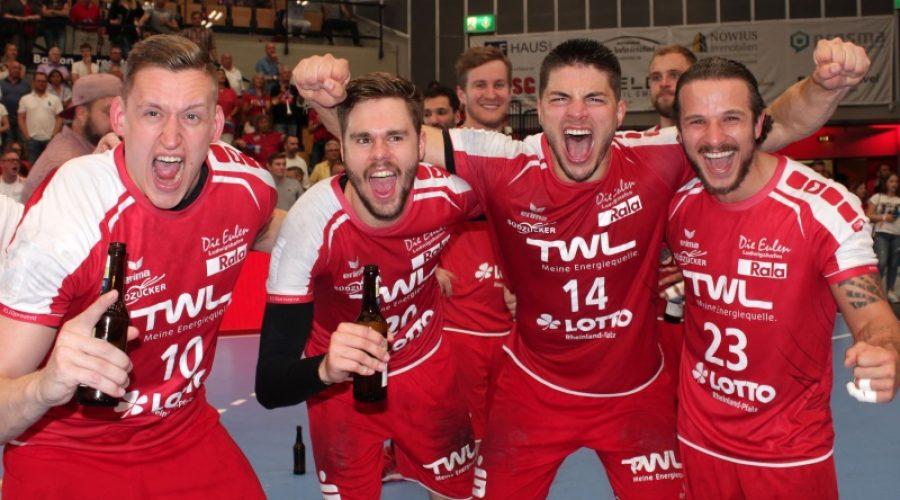Ludwigshafen – Die Eulen Ludwigshafen spielen im Achtelfinale vom DHB-Pokal beim ASV Hamm-Westfalen