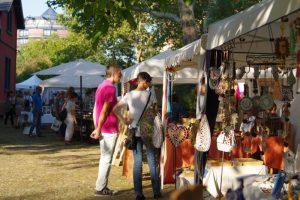 Frankenthal –  Kunst-und Genussmarkt am 24.August 2019