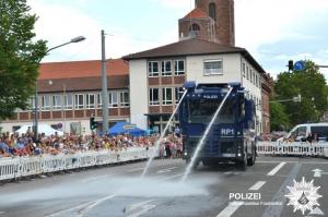 Frankenthal – Tag der Polizei in Frankenthal ein voller Erfolg