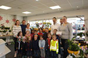 Brühl – Kräuterschloss mit Feen und Elfen für die Kindergartenkinder Heiligenhag