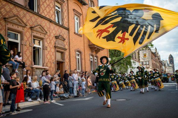 Worms – 86. Wormser Backfischfest in den Startlöchern – Letzte Service-Hinweise vor dem großen Volks- und Weinfest