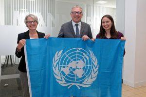 Mannheim – OB Dr. Peter Kurz reist zum Klima- und SDG-Gipfel nach New York