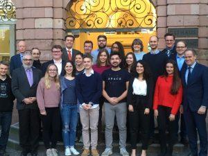 Heidelberg – Jugendgemeinderatswahl 2019: Jetzt kandidieren!  Bewerbungsstart ist am 26. September