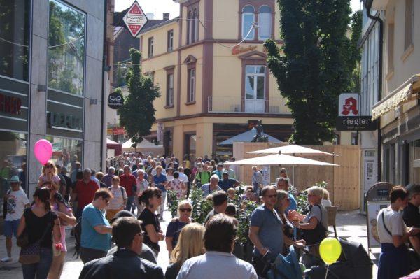 Weinheim – Mehr als 10 000 Besucher beim Weinheimer Herbst