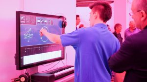 """Heidelberg –  """"La La Lab"""" on Tour:  Interaktive Ausstellung zur faszinierenden Verbindung von Mathematik und Musik"""