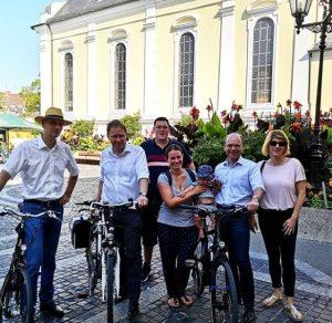 Frankenthal – Zwei Wochen #Stadtradeln: Frankenthal bester Newcomer