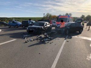 Bad Dürkheim – Verkehrsunfall mit mehreren Verletzten