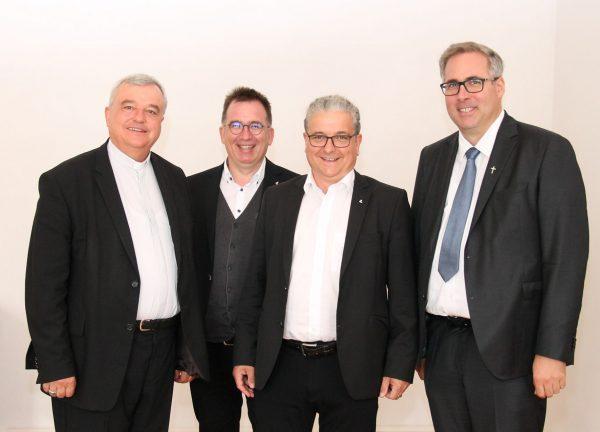 Speyer – Leitungswechsel im Heinrich-Pesch-Haus in Ludwigshafen