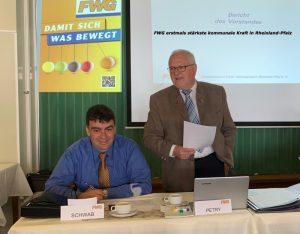 Kusel – FWG (FREIE WÄHLER) löst die bisher kommunale dominierende CDU, in Rheinland-Pfalz auf Platz 1 ab!
