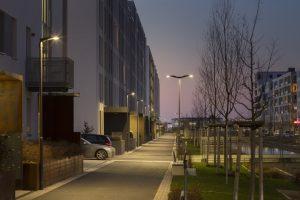 Heidelberg – Führung in der Bahnstadt: Intelligente Beleuchtung am 29. Oktober