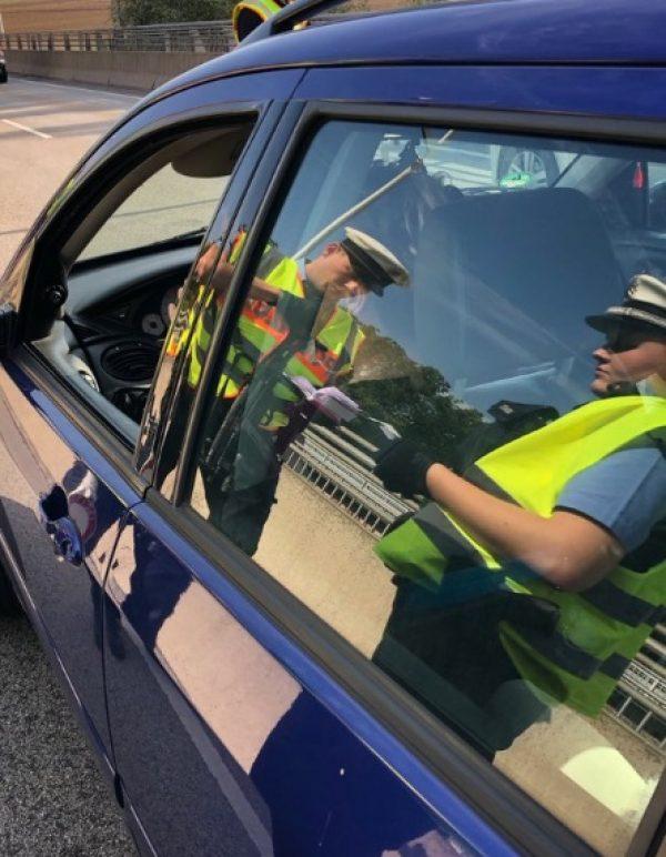 Südhessen – Polizei kontrolliert flächendeckend südhessische Autobahnen