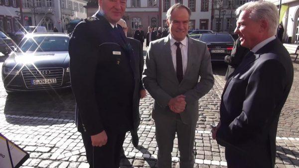 """Heidelberg – Podiumsdiskussion """"Kriminalprävention in Heidelberg – erfolgreich oder doch nur teuer?""""  Veranstaltung am Donnerstag den 24. Oktober im Bürgersaal B³ in der Bahnstadt"""