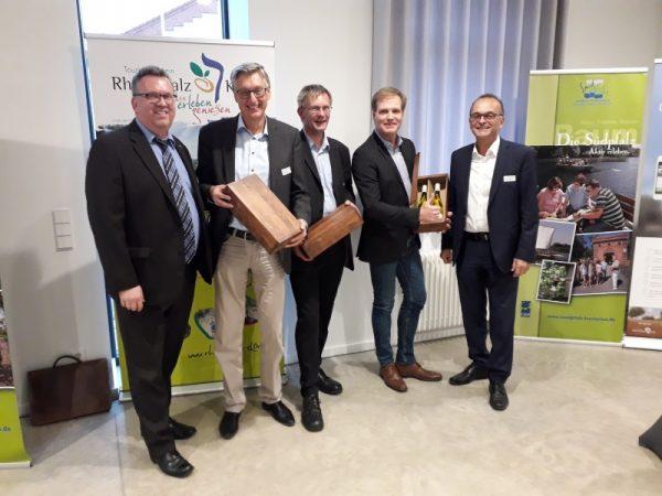 """Germersheim – Das Thema """"Radfahren"""" stand im Fokus des diesjährigen Tourismustages der beiden Landkreise Germersheim und Rhein-Pfalz-Kreis."""