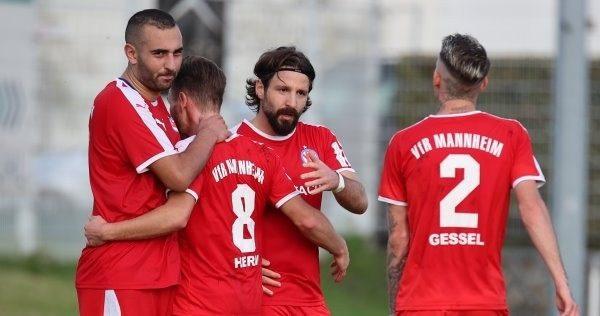 Mannheim  – VfR Mannheim: Sicherer Sieg in Kirchfeld
