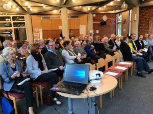 """Landau – """"Bürgerschaftliches Engagement – Jung und Alt gestalten die Zukunft"""" – Veranstaltung im Kreishaus gut besucht"""