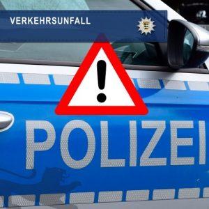 Mannheim-Sandhofen – Unfall auf der B44