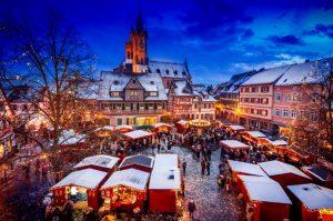Ladenburg – Ladenburger Weihnachtsmarkt öffnet seine Pforten
