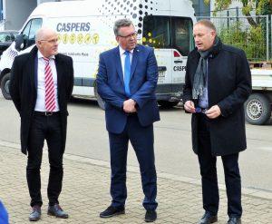 Rhein-Pfalz-Kreis – Richtfest in Hochdorf-Assenheim – Neubau von öffentlich geförderten Mietwohnungen
