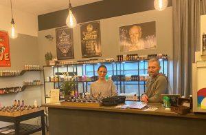 Frankenthal – Interview mit dem Geschäftsführer Sascha Schmitt, der beiden E-Zigaretten Fachgeschäfte VAVES Store Frankenthal und Innostream Store Neustadt (Weinstraße)
