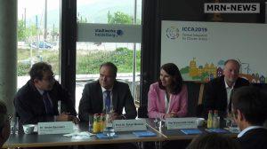 """Heidelberg – """"Großer Schritt zur nachhaltigen Energieversorgung!"""" Heidelbergs Oberbürgermeister Prof. Dr. Eckart Würzner verbindet Energie- und Zukunftsspeicher mit dem Fernwärmenetz!"""