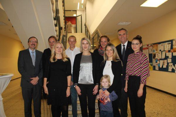 """Ludwigshafen – Hochschule für Wirtschaft und Gesellschaft Ludwigshafen: Im Zentrum steht der Mensch: """"Förderpreis der Familie Wagner"""" wird zum sechsten Mal verliehen"""