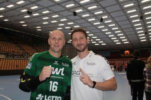 Ludwigshafen – Die Handballer der Eulen Ludwigshafen feiern zweiten Saisonsieg in der Eberthölle