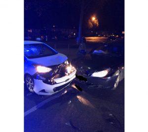 Landau – Unfall mit schwer verletzten Personen