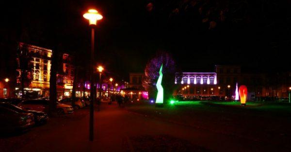Mannheim – Lichtmeile lässt Neckarstadt-West erstrahlen – über 180 Veranstaltungen an 3 Tagen!