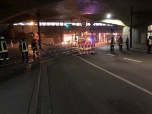 Ludwigshafen –  Aktueller Zustand der Hochstraße Süd macht Sperrungen erforderlich – Kfz-, Rad-, Fußgängerverkehr und ÖPNV betroffen