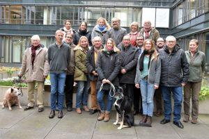 Landau – Tierschutzbeirat des Landes Rheinland-Pfalz für die 10. Amtsperiode konstituiert – Landaus Zoodirektor Dr. Jens-Ove Heckel im Vorstand