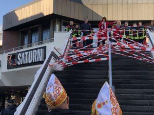 Ludwigshafen -Närrischer Sturm auf das Rathaus und #Dämmerumzug am Samstag, 16.11.2019