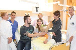 Schwetzingen – #GRN-Klinik: Lina ist das 800. Baby in diesem Jahr!