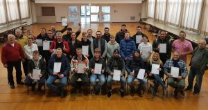 Germersheim – Fischerprüfung erfolgreich abgelegt