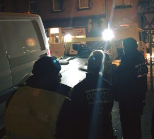 Mannheim – Erneut Abschleppaktion in der Neckarstadt-West – Im Abschleppfall fallen Kosten von 242 Euro plus Gebühren an