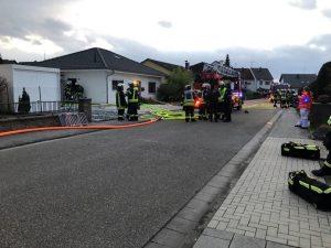 Rhein-Pfalz-Kreis – NACHTRAG: Toter nach Brand in Dannstadt-Schauernheim
