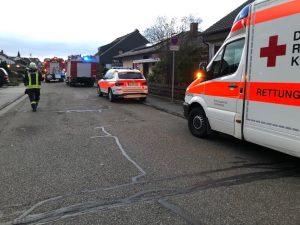 Dannstadt-Schauernheim – ERSTMELDUNG: Aktuell Feuerwehreinsatz in Schauernheim