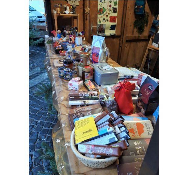 Frankenthal – Fair Trade auf dem Weihnachtsmarkt