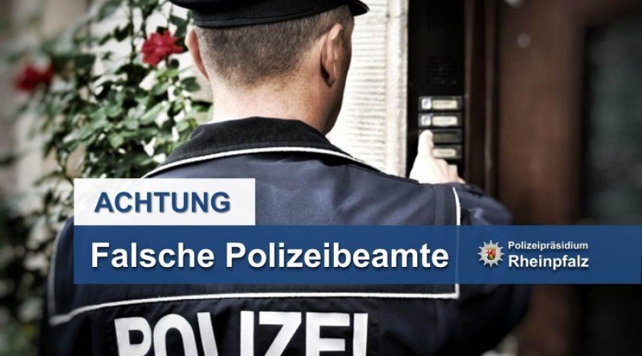 Ludwigshafen – Achtung – Polizei warnt aktuell vor Anrufen falscher Polizeibeamter im Stadtgebiet