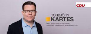 Ludwigshafen – Torbjörn #Kartes wirbt für Jugendmedienworkshop 2020