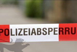 Mannheim – Mann verletzt sich selbst schwer mit Messer und bedroht die Polizisten dann fallen Schüsse – 44 jähriger verstirbt im Krankenhaus