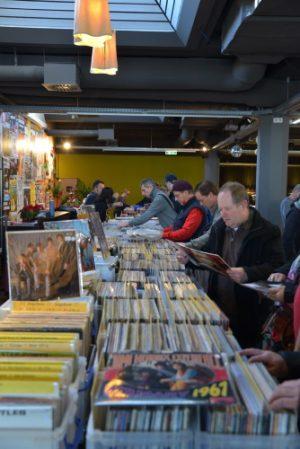 Mosbach – Veranstaltungshinweis für die 6. Mosbacher Weihnachtsbörse für Schallplatten und CDs am Samstag den 14. Dezember 2019 im Fideljo
