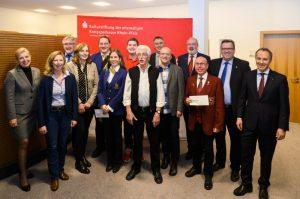 Rhein-Pfalz-Kreis – Sparkassenstiftung übergibt Spenden und Kulturförderpreis