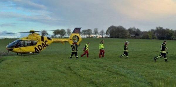 Schriesheim – Schwerer Verkehrsunfall auf der #L536 – Vier Verletzte