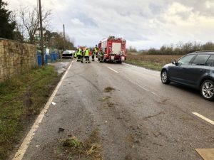 Ludwigshafen – NACHTRAG Unfall Speyerer Straße (Video)