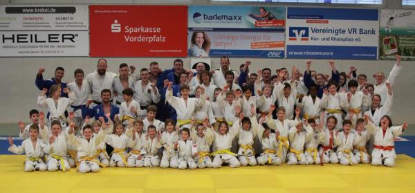 Speyer – Saisonabschluss JSV Speyer Bundesligateams