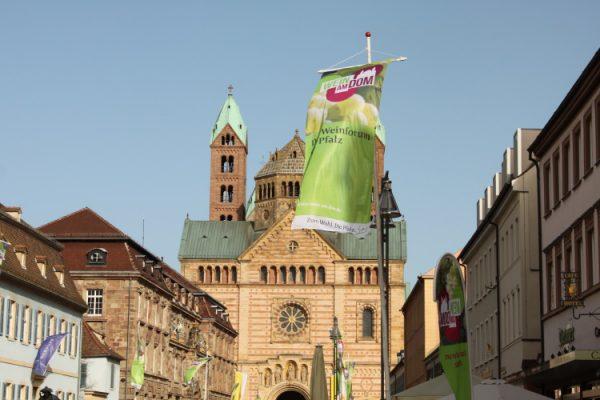 Kartenverkauf für Weinmesse in Speyer startet – Mit Bus und Bahn zu »Wein am Dom « am 18. und 19. April 2020