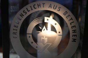 """Mannheim – """"Sei ein Hoffnungsträger"""" Friedenlichtboten am 15. Dezember in Mannheim unterwegs"""