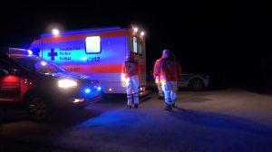 Ludwigshafen – Leichenfund in Oberzent – Todesursache unklar – Rechtsmediziner hinzugezogen – Kripo ermittelt – Sperrung Bundesstraße 45