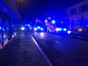Ludwigshafen – ERSTMELDUNG: Feuerwehreinsatz Schillerschule Oggersheim